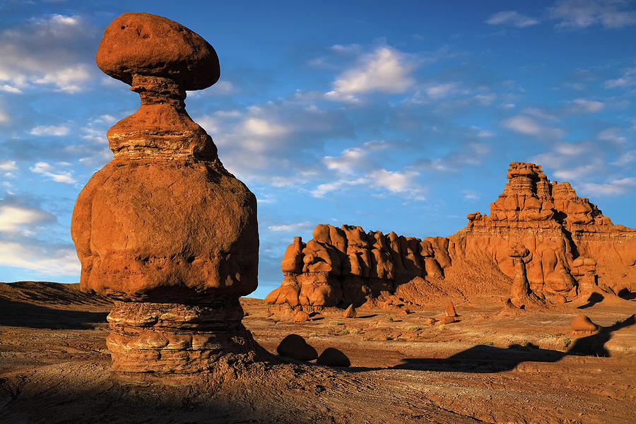 Goblin Valley State Park Utah Photograph