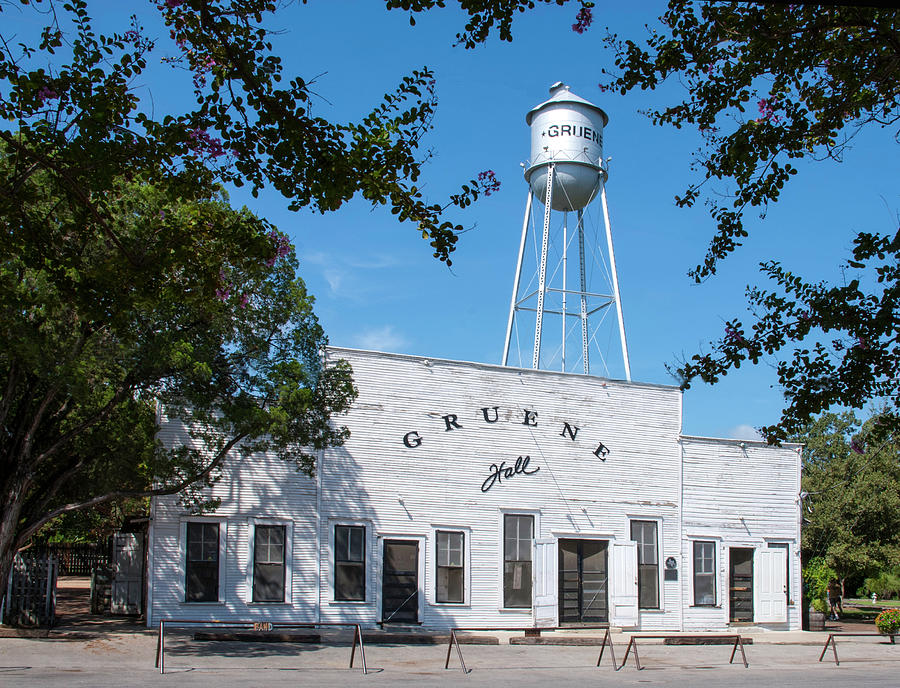 Gruene Hall by Brian Kinney