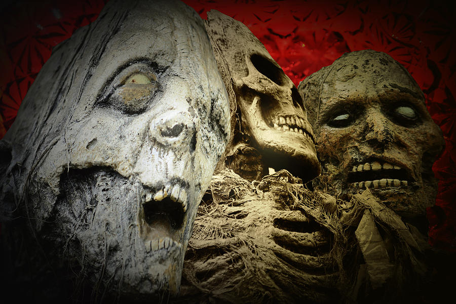 Happy Halloween Digital Art by Annette Labedzki