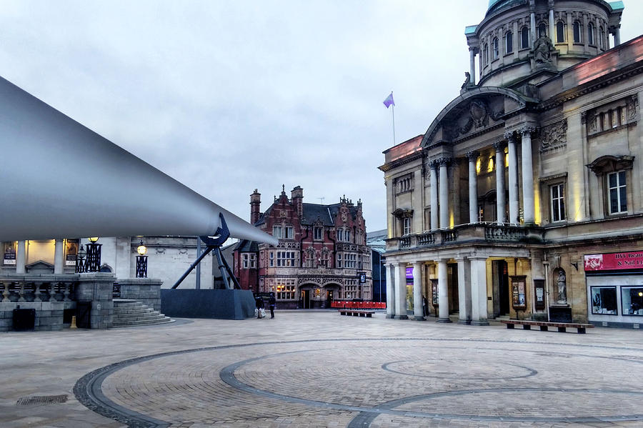 Hull Blade - City of Culture 2017 by Sarah Couzens