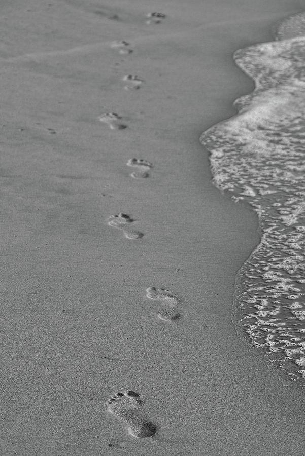 Beach Photograph - Impression by JAMART Photography
