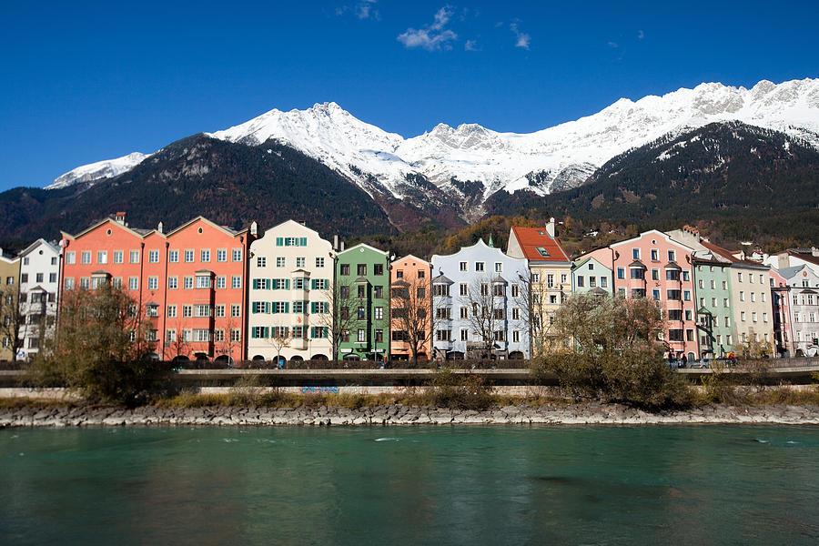 Innsbruck Photograph - Innsbruck by Andre Goncalves