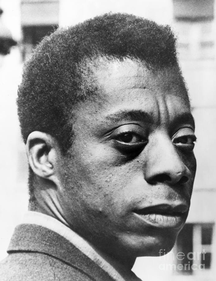 20th Century Photograph - James Baldwin by Granger