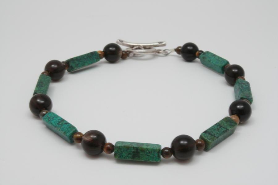 Jewelry Jewelry - Jasper Tiger by Jerri Nielsen