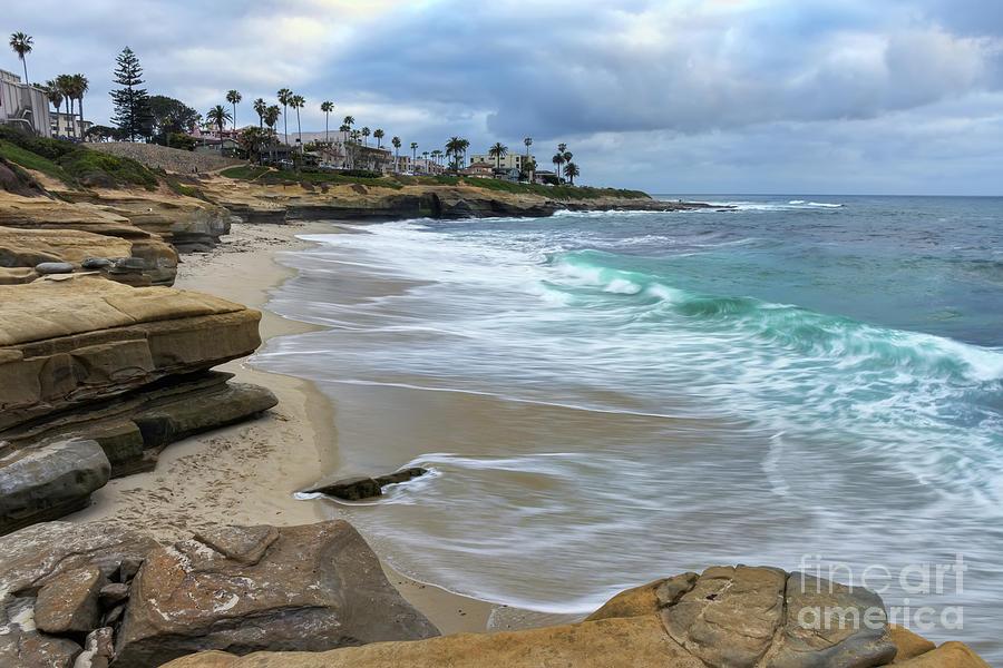 La Jolla Shores by Eddie Yerkish