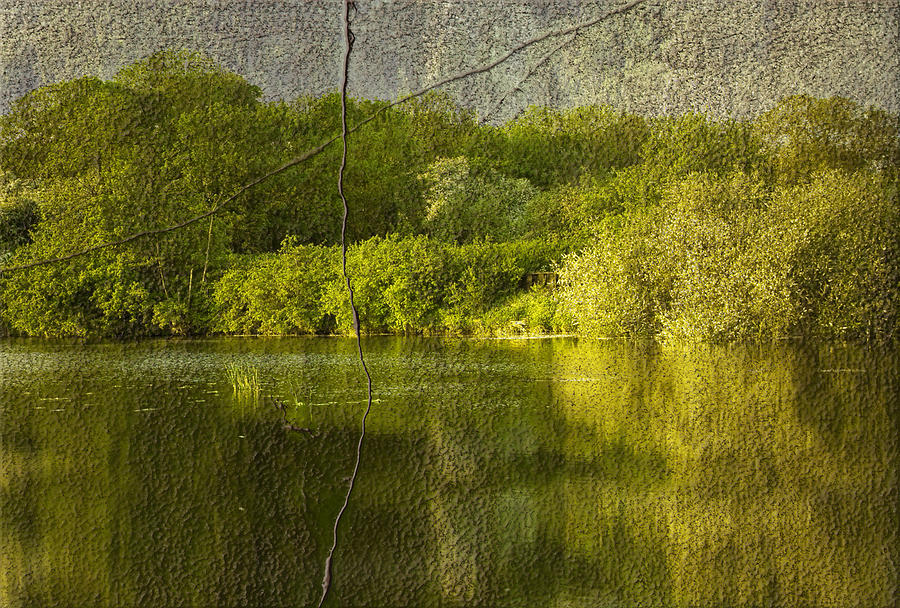 Countryside Photograph - Landscape by Svetlana Sewell