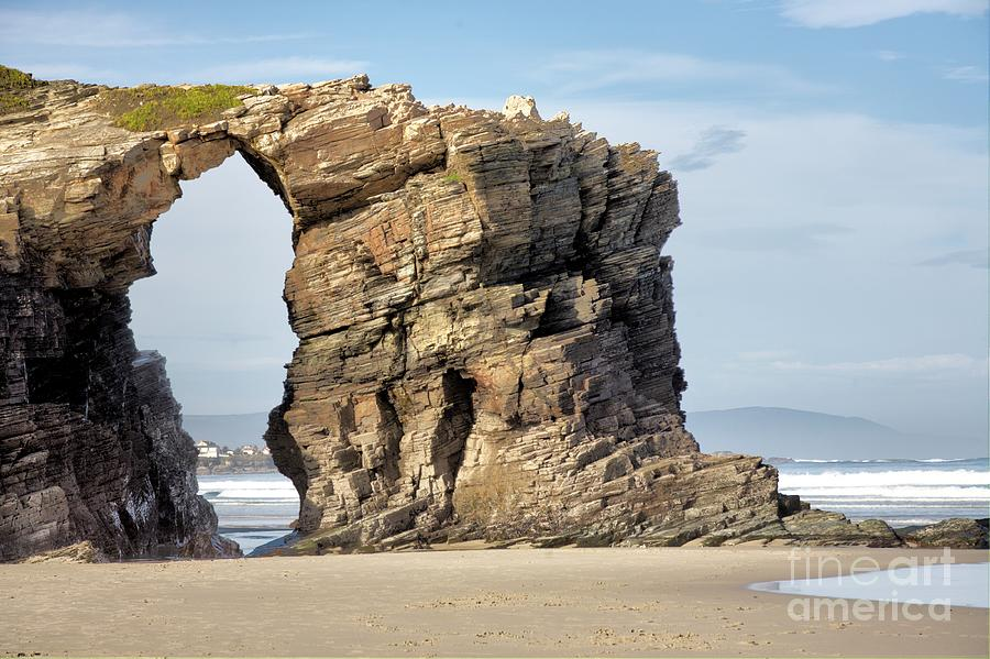 Las Catedrales Photograph