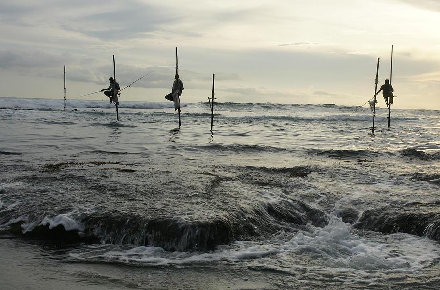 Long Beach Photograph - Long Beach Kogalla by Olaf Christian