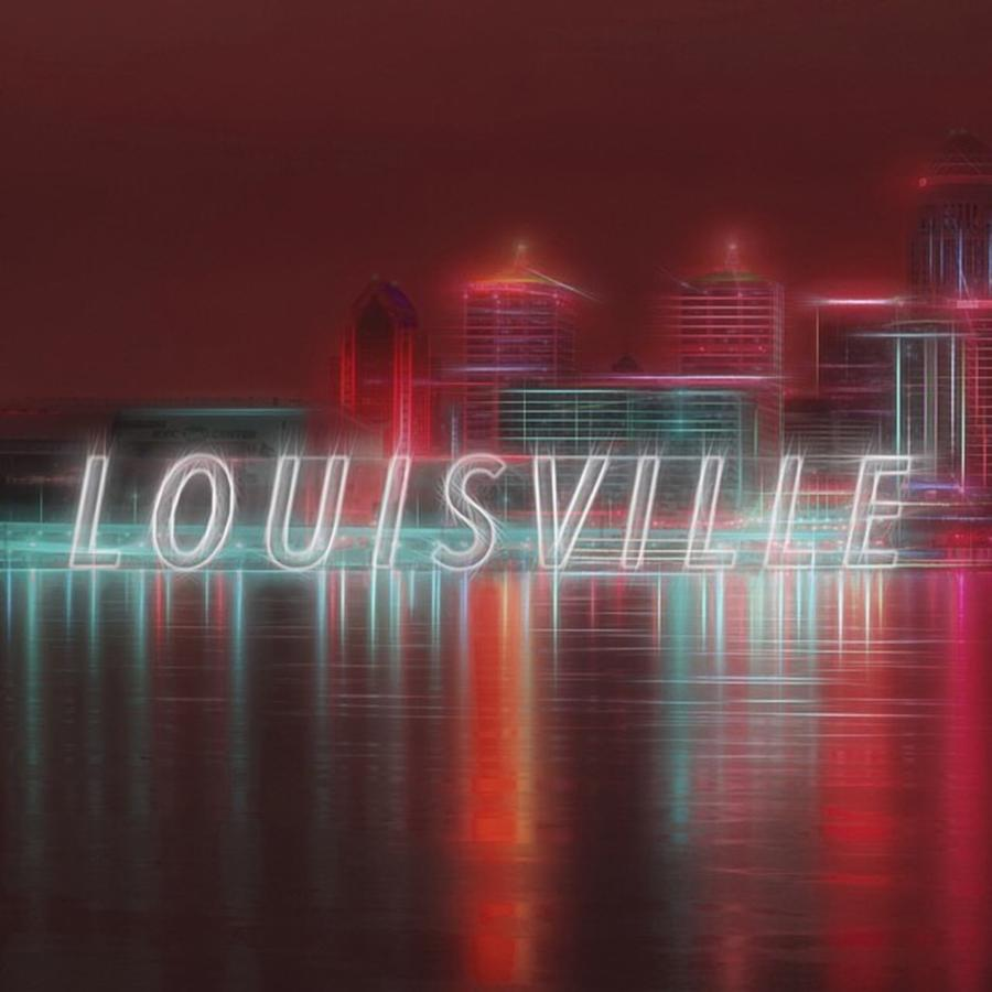 Love Photograph - #louisville #cardinals by David Haskett II