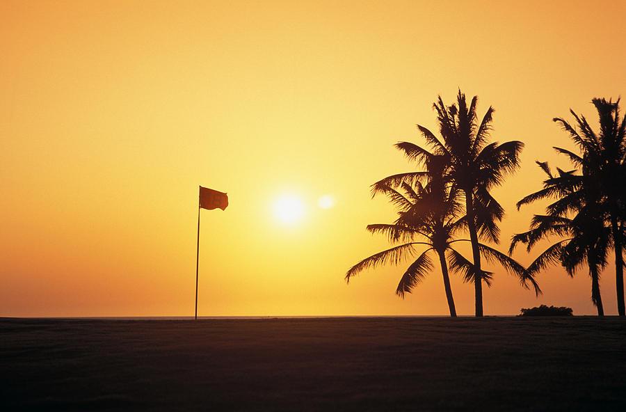 Afternoon Photograph - Mauna Kea Beach Resort by Carl Shaneff - Printscapes