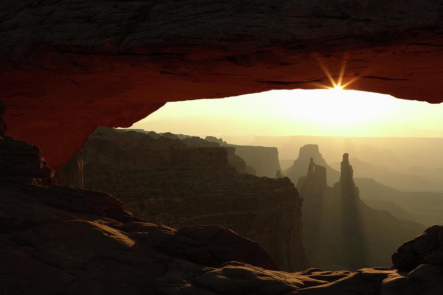Mesa Arch by Eric Foltz