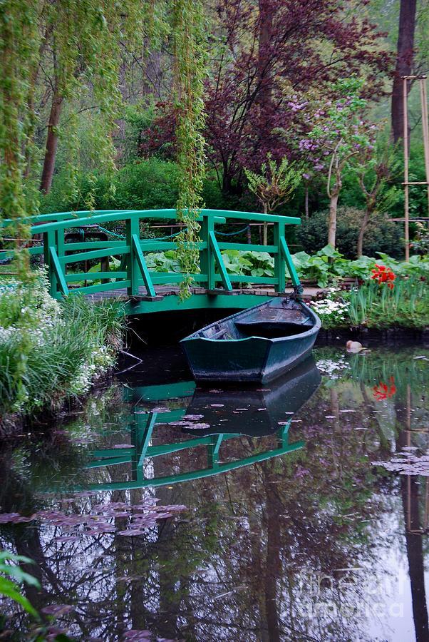 Monet Photograph - Monet by Nancy Bradley