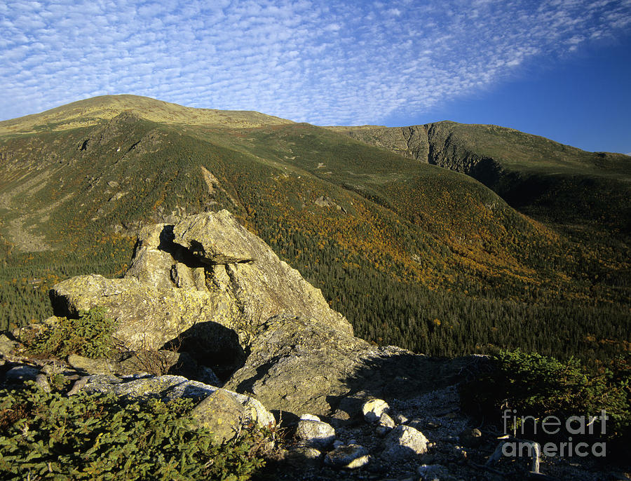 Mount Washington Photograph - Mount Washington - New Hampshire Usa by Erin Paul Donovan