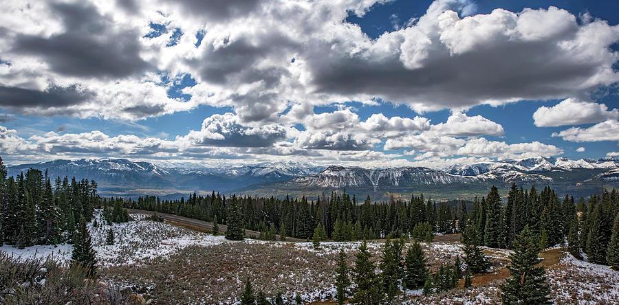 Mountain Landscape by Alex Galkin