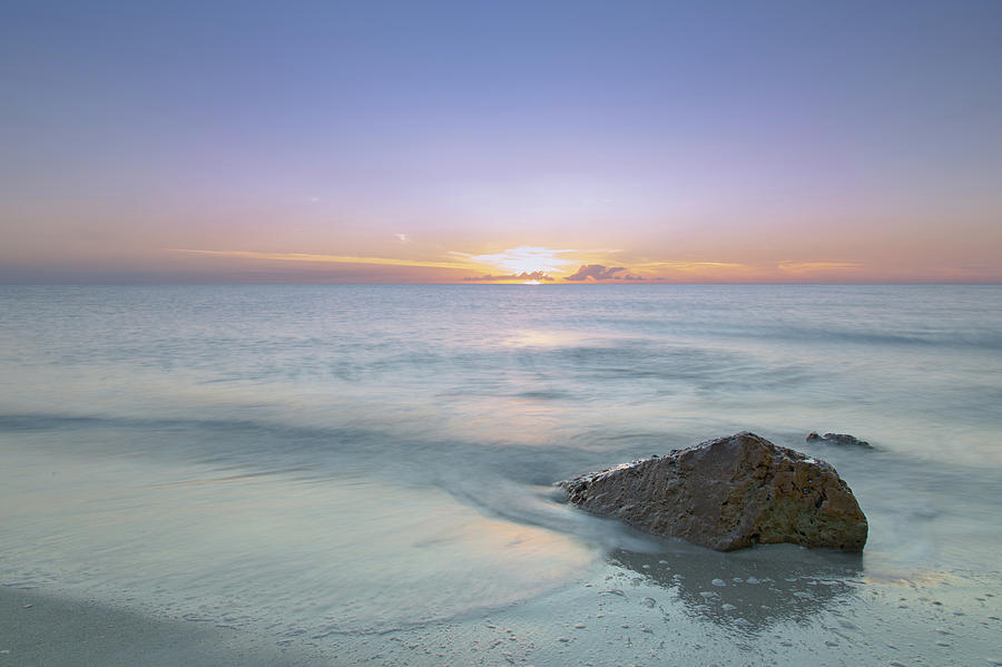 Naples Florida Sunset by CHRISTOPHER L THOMLEY