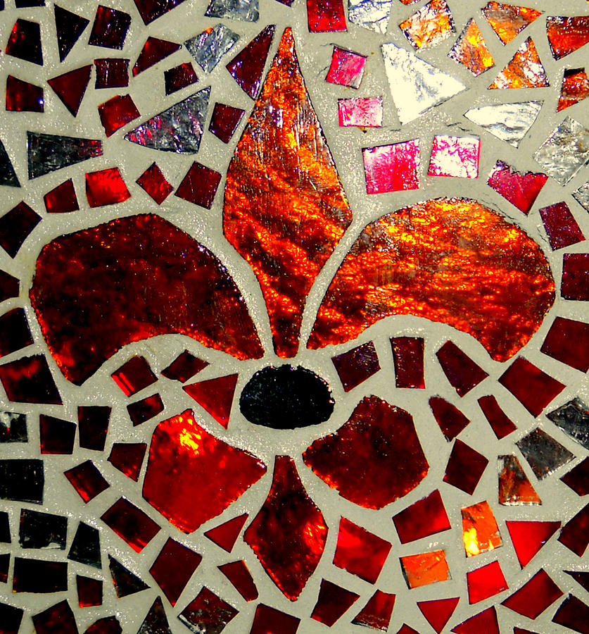 New Orleans Glass Art by Ted Hebbler