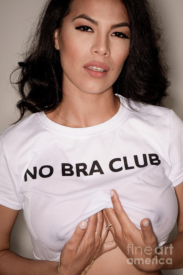 No Bra Club Photograph By Jt Photodesign-5001