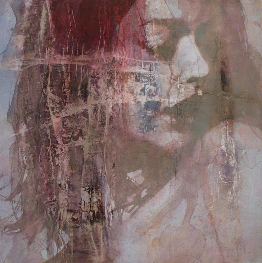 Female Mixed Media - Fading by Paul Lovering