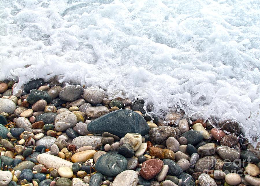 Ocean Stones Photograph - Ocean Stones by Stelios Kleanthous