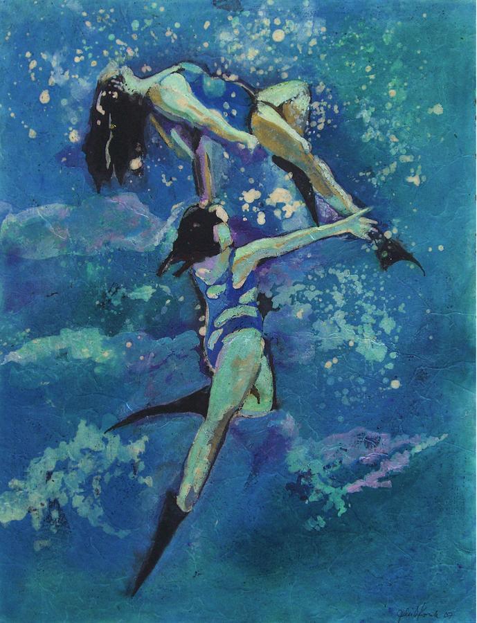 Once a Mermaid Always a Mermaid by Julie Komenda