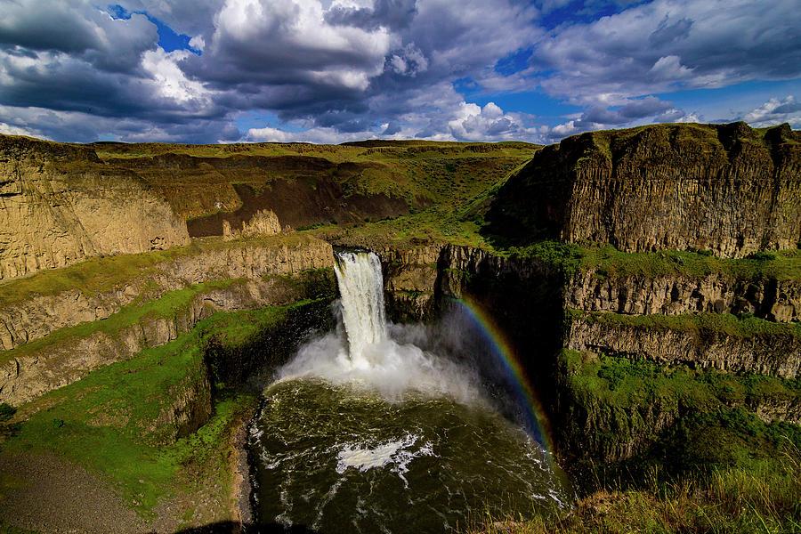 Palouse Falls by Albert Seger