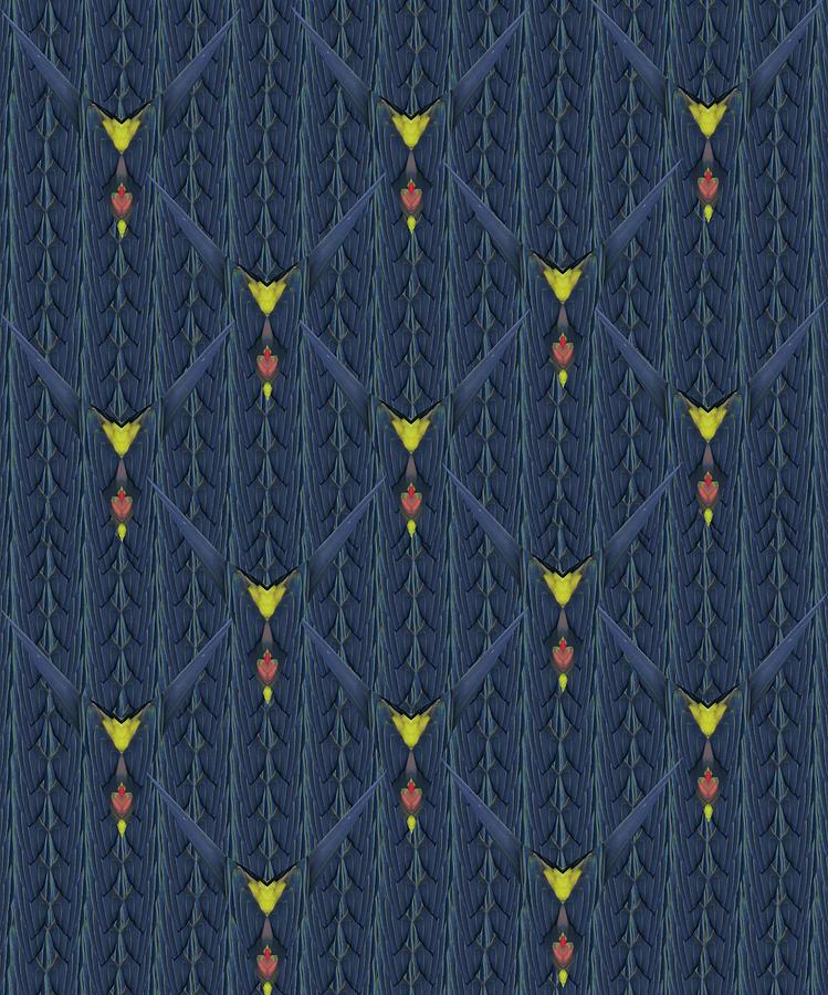 Polytelis Anthopeplus Digital Art by Platon H