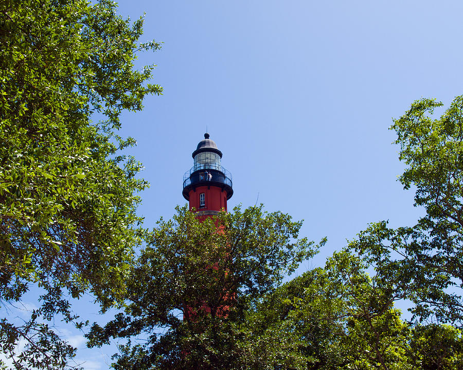 Ponce De Leon Inlet Lighthouse Photograph by Allan  Hughes