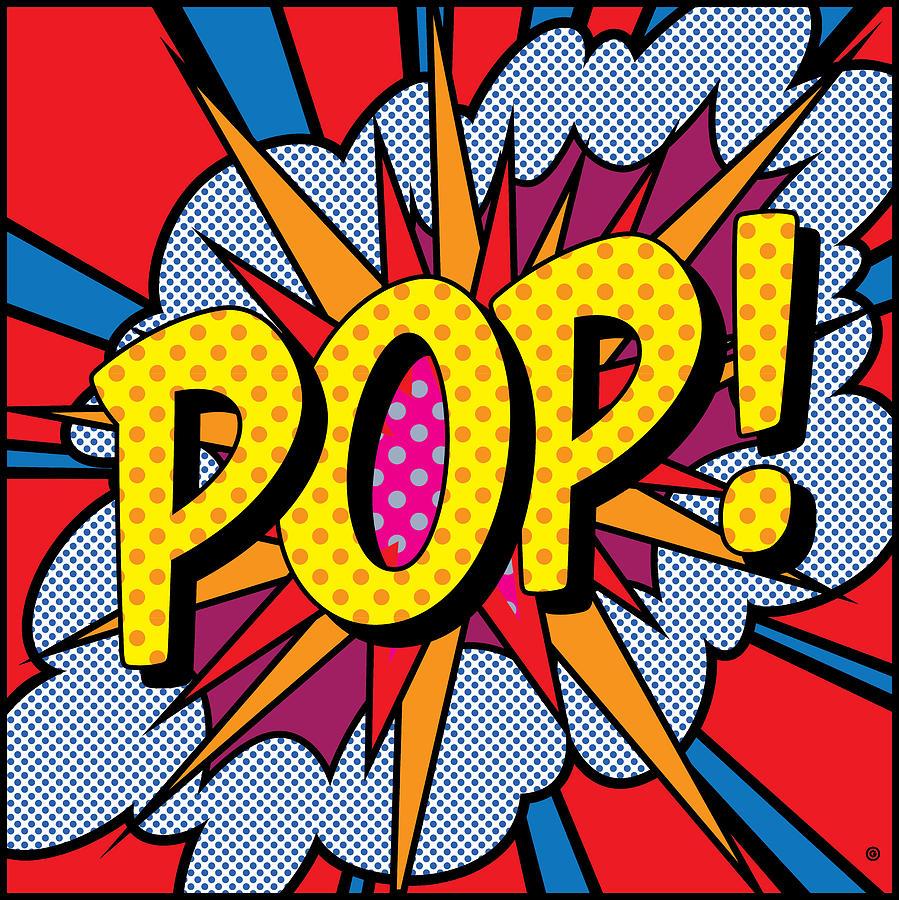 POP Art - 4 Digital Art by Gary Grayson