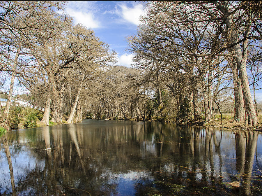 River Photograph - Rio Frio in winter by Brian Kinney