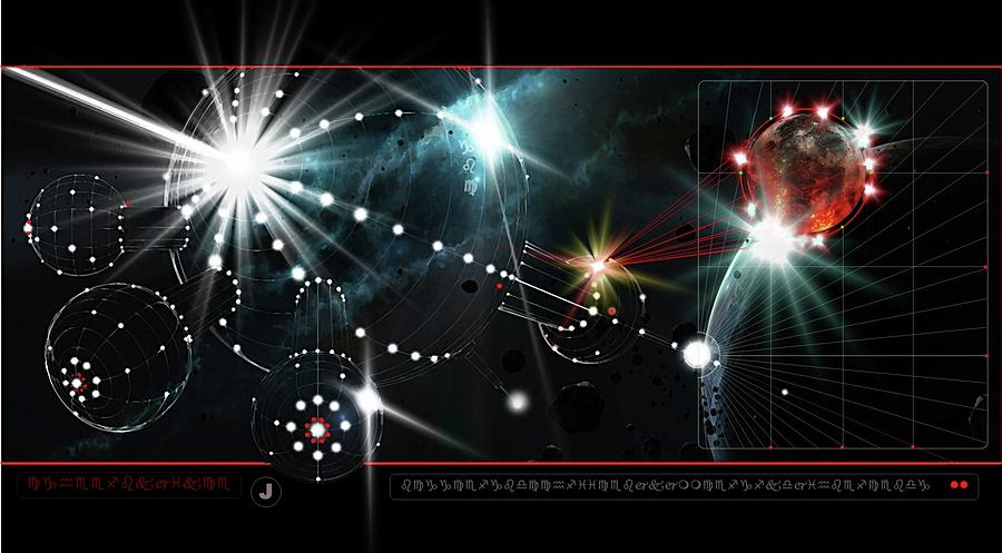 Sci Fi Digital Art - Sci Fi by Dorothy Binder