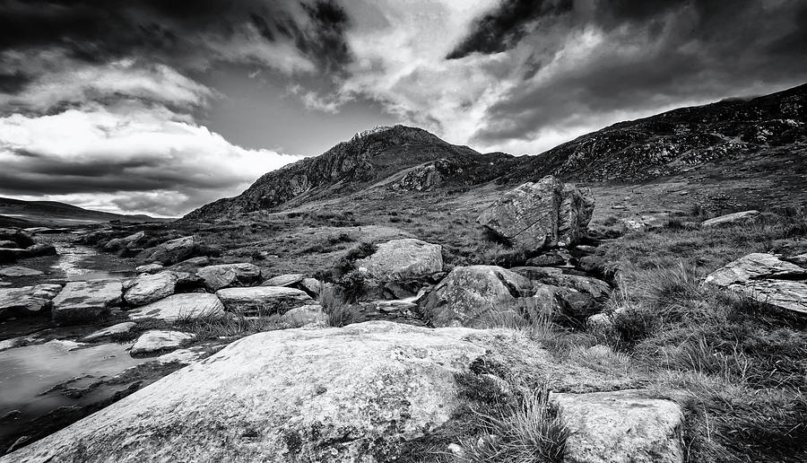 Snowdonia Wales Journey of Mountains by John Williams