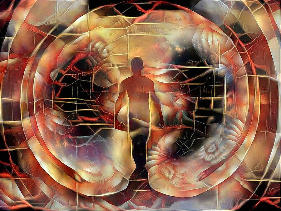 Soul Journey Digital Art