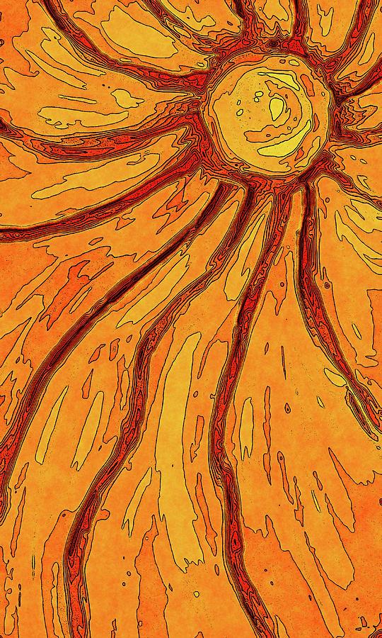 Star Shine Digital Art