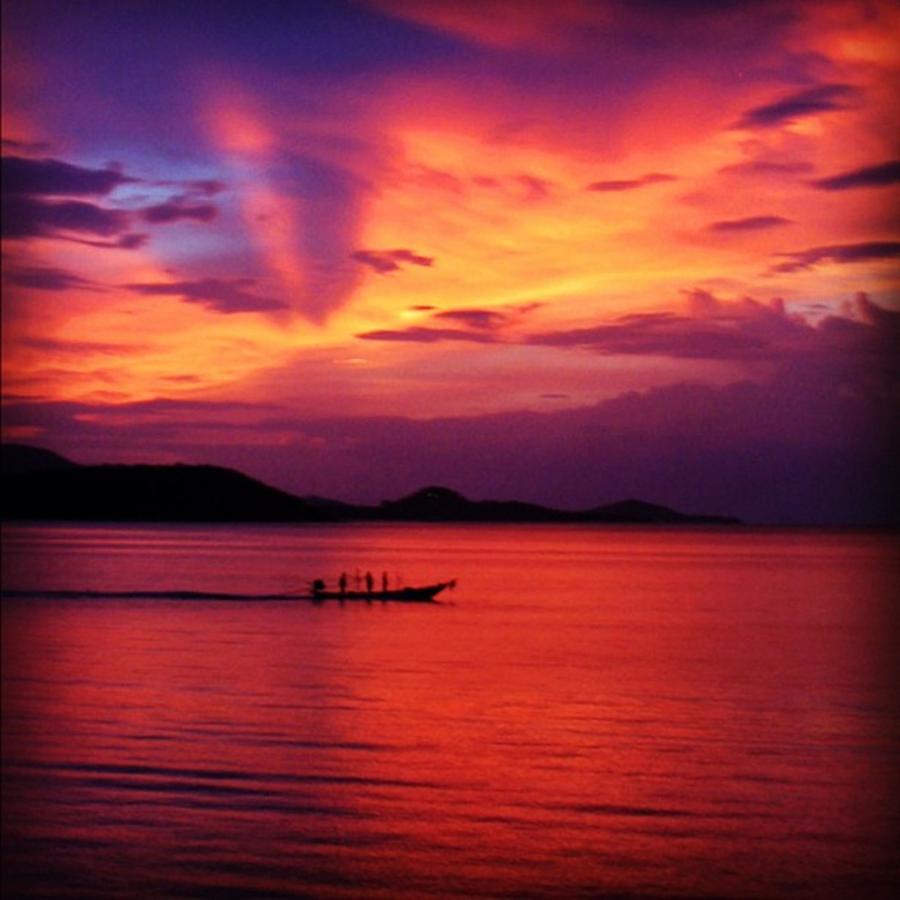 Sunset Photograph - Sunset by Luisa Azzolini