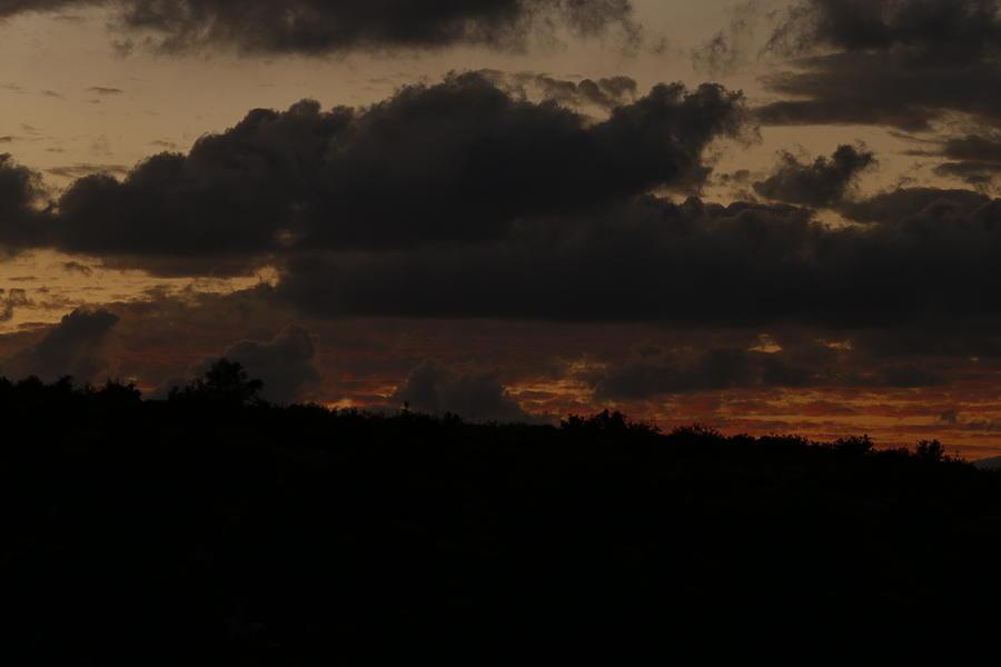 sunset. by Shlomo Zangilevitch