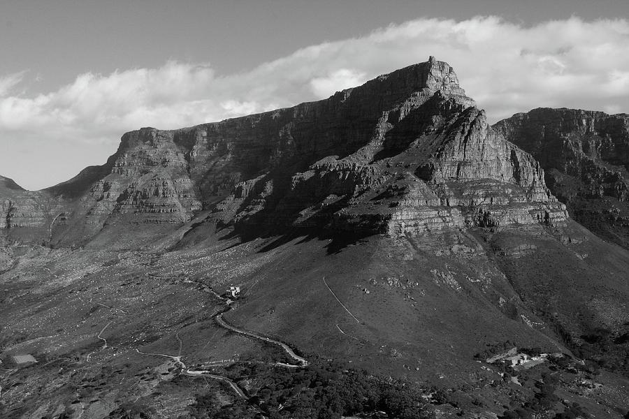 Table Mountain - Cape Town Photograph