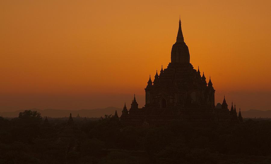 Temples Of Bagan Photograph by Arabesque Saraswathi