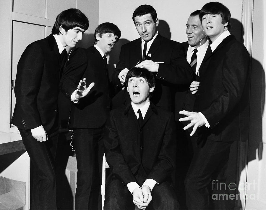 The Beatles  1964 Photograph By Granger