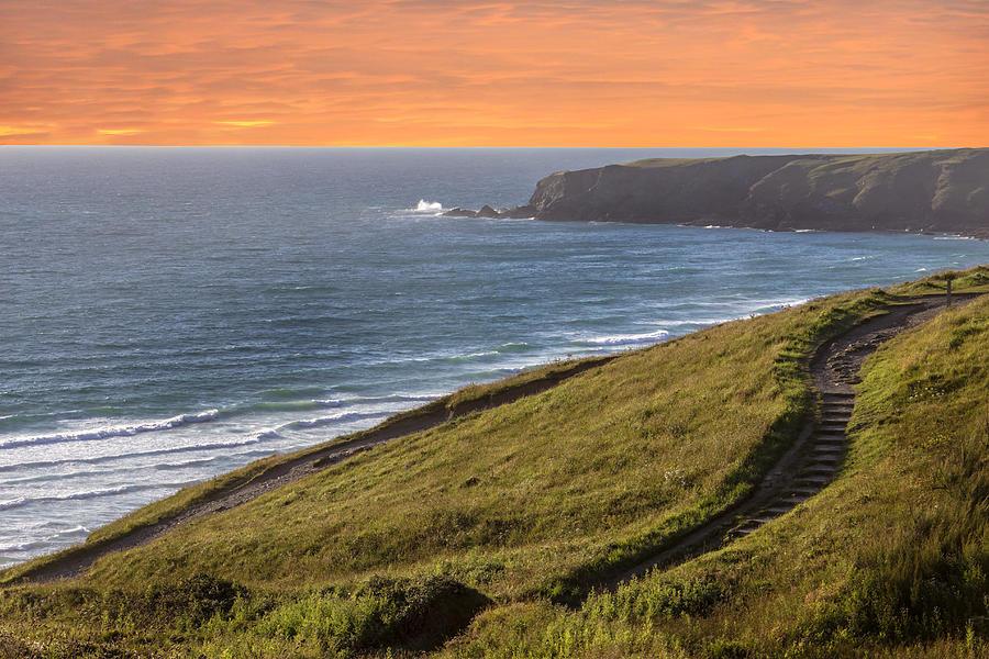 The Cornish Coast Photograph