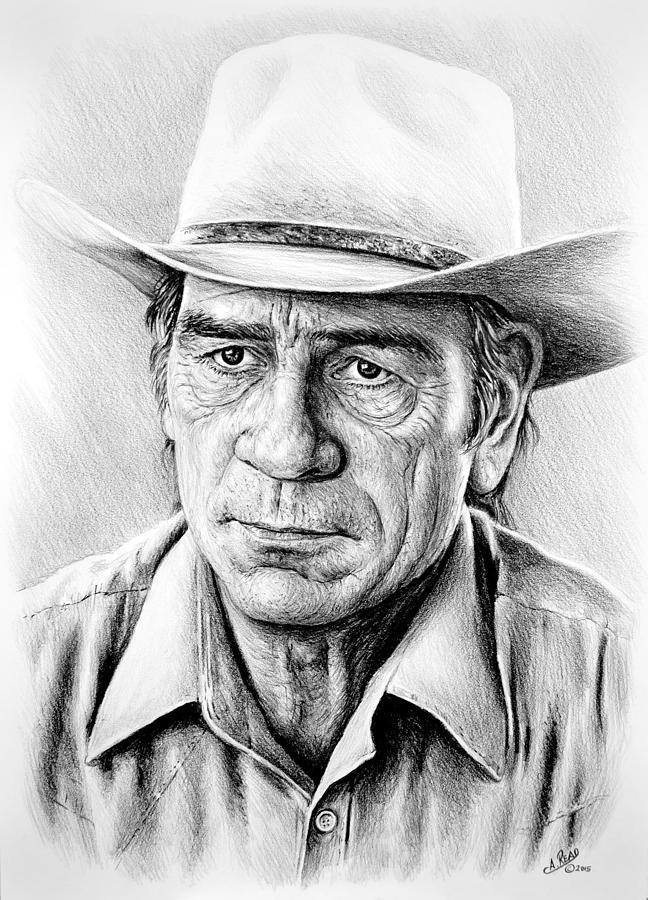 Decor Cowboy Dessin