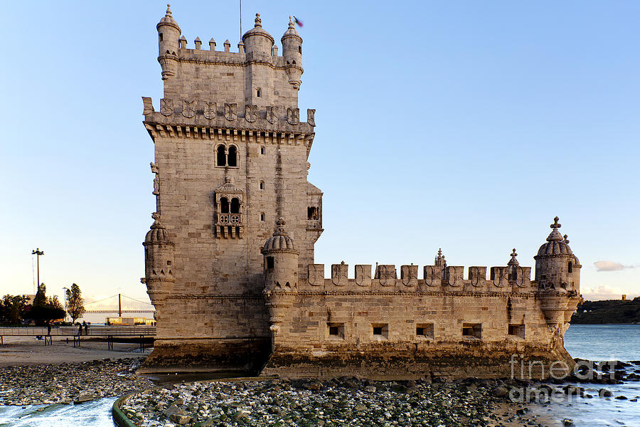Age Photograph - Tower Of Belem by Andre Goncalves