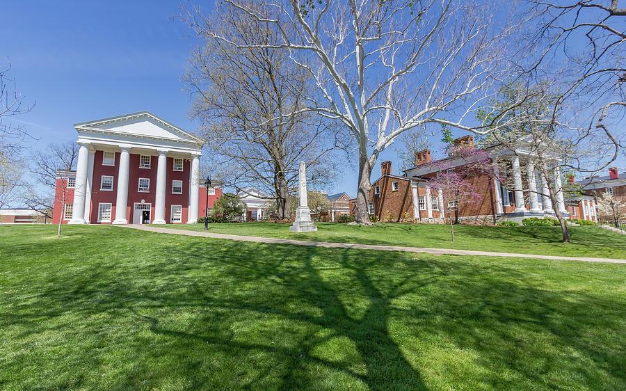 Washington And Lee University Photograph