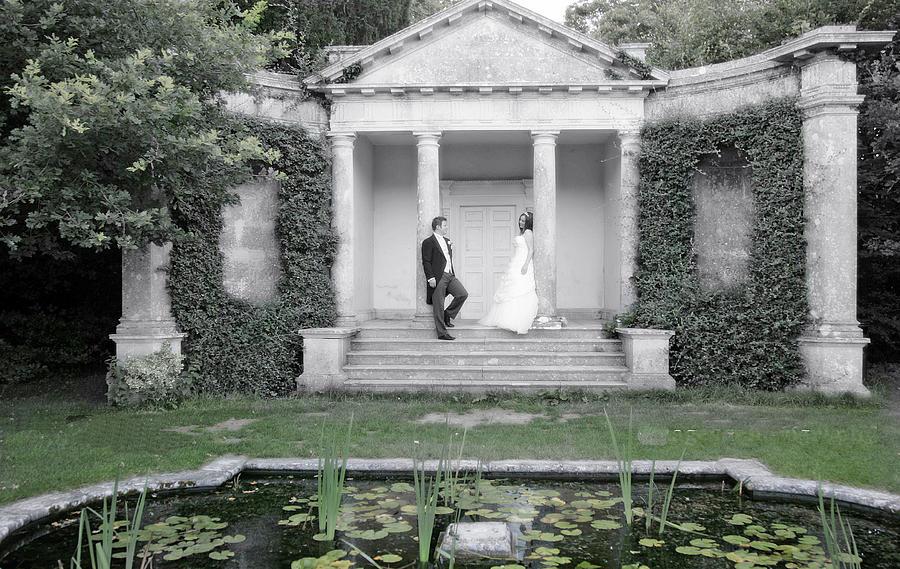 Wedding Photography Photograph by Alan McNamee