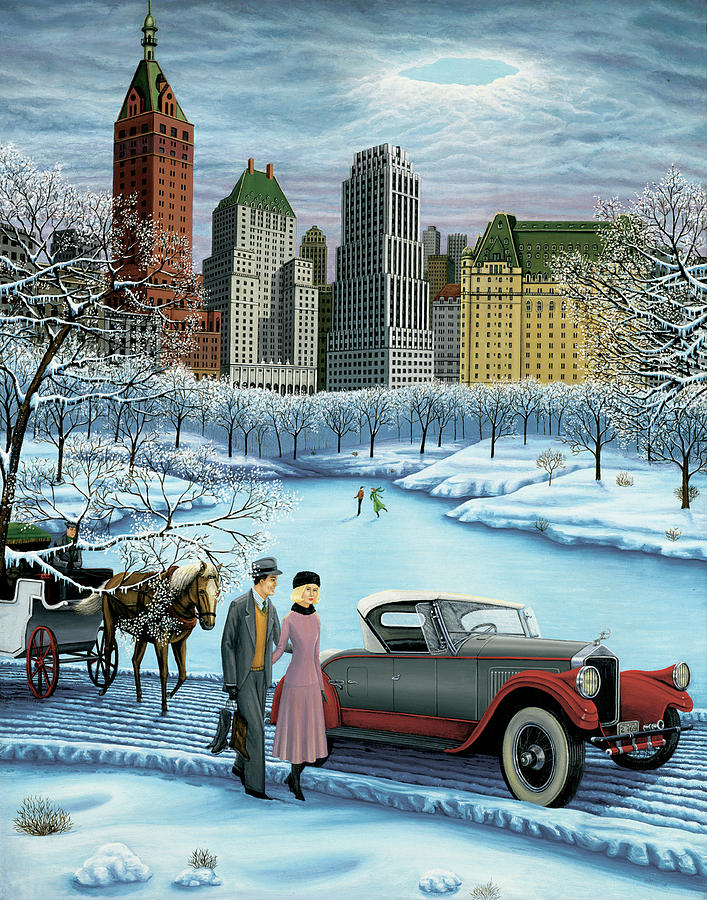 Winter Wonderland by Tracy Dennison
