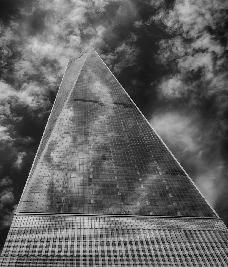 World Trade Center Photograph - World Trade Center 2015 by Robert Ullmann