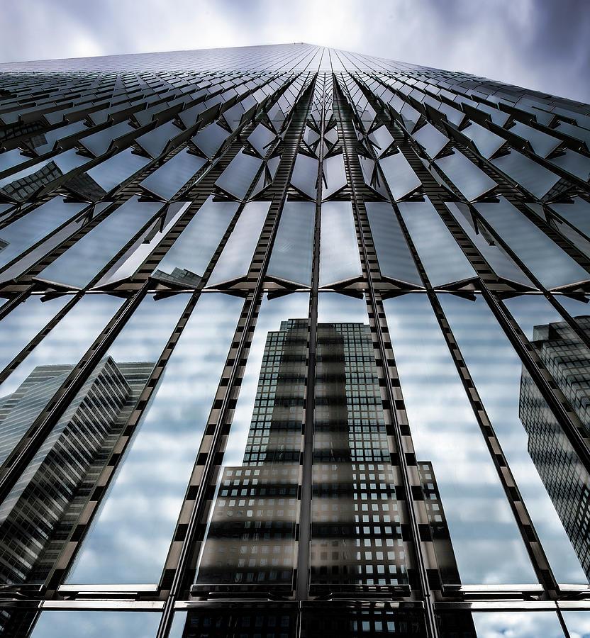 World Trade Center Photograph - World Trade Center Nyc by Robert Ullmann