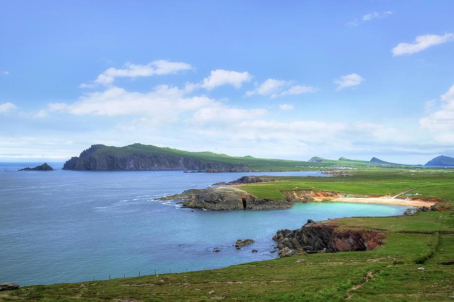 Three Sisters Photograph - Dingle Peninsula - Ireland by Joana Kruse
