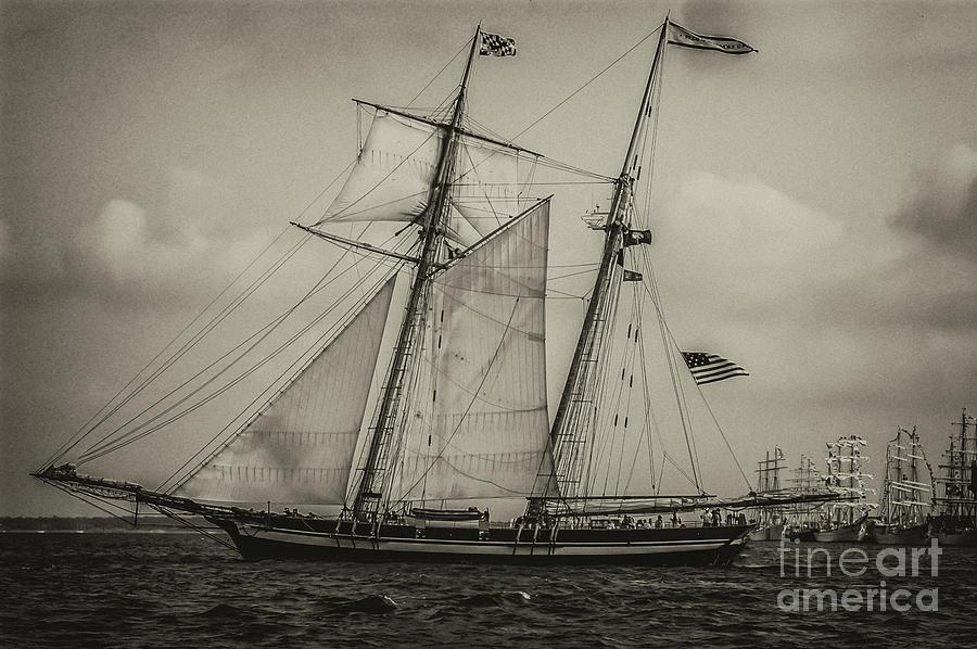 2004 Tall Ship Festival In Charleston South Carolina Photograph