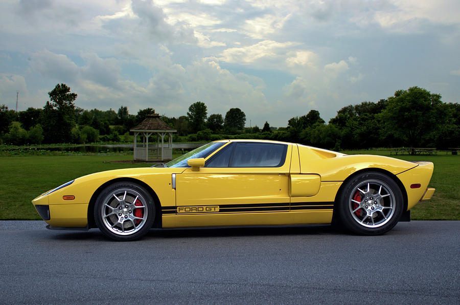 Ford Gt By Teemack