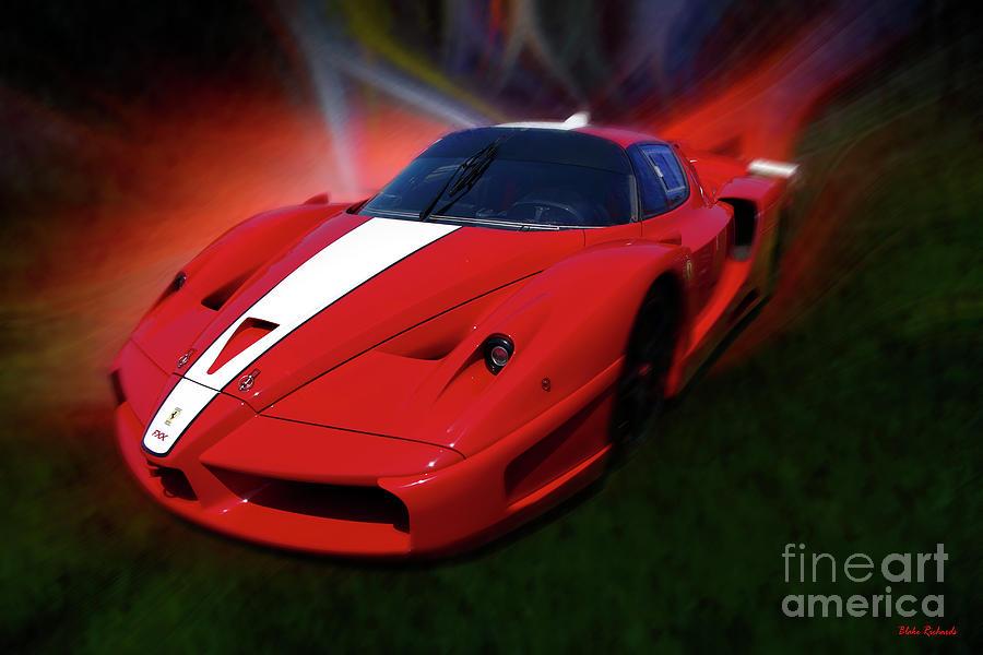 2006 Ferrari Enzo Fxx Evoluzione Photograph By Blake Richards